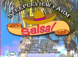salsa crop